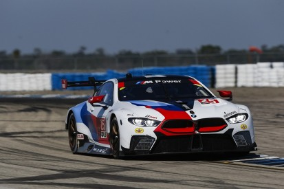 BMW's new M8 heavier for WEC than when it took Sebring podium