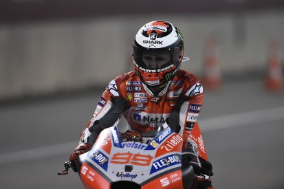 Ducati's Lorenzo 'not wasting a minute' worrying about MotoGP future