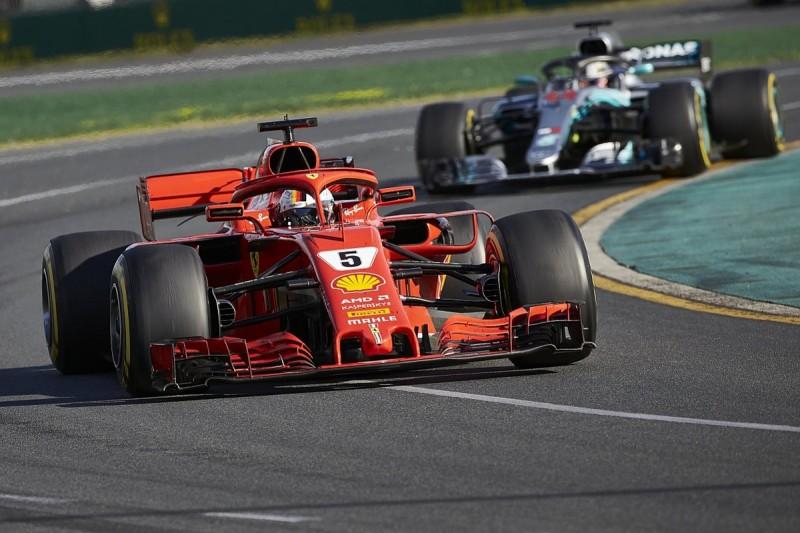 Mercedes believes Lewis Hamilton protected his F1 engine in Australia