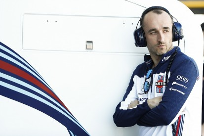 Kubica rules out racing for Manor's LMP1 car in WEC superseason