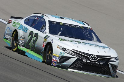 Trustee appointed in NASCAR team BK Racing's bankruptcy case