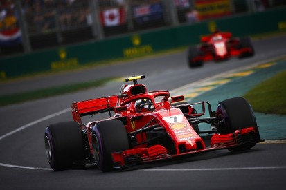Why Ferrari's 2018 F1 car's front end is helping Kimi Raikkonen