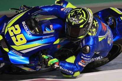 Andrea Iannone says Qatar GP shows he is more mature than Alex Rins