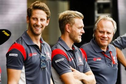 Gene Haas's attitude key to F1 driver confidence - Romain Grosjean