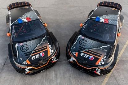 Prodrive reveals technical details of Megane World RX car