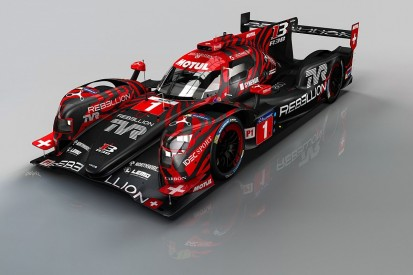 Rebellion launches new LMP1 car with TVR tie-up for WEC