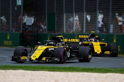 Hulkenberg: Renault's new Formula 1 car is 'behind expectations'