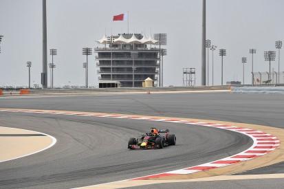 Bahrain GP F1 practice: Daniel Ricciardo fastest for Red Bull in FP1