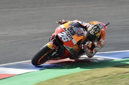 MotoGP Argentina: Pedrosa usurps Crutchlow to top first practice