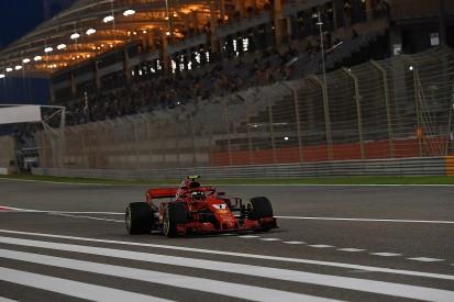 Formula 1: Raikkonen quickest for Ferrari but suffers loose wheel drama