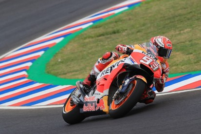MotoGP Argentina: Marquez fastest in FP2, Dovizioso slowest
