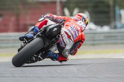 Ducati MotoGP bike 'scary' to ride in Argentina practice - Dovizioso