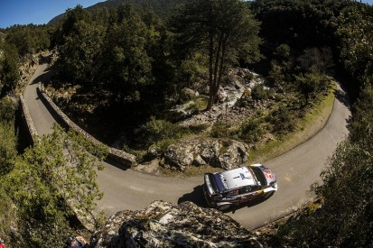 WRC Corsica: Sebastien Ogier extends lead over Hyundai's Neuville