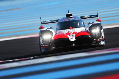 Toyota ran outside of rules when setting best times at WEC testing