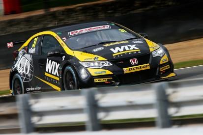 BTCC Brands Hatch: Hondas dominate as Jack Goff heads FP2 order