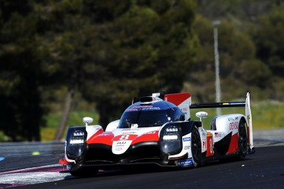 WEC prologue: Toyota ends test four seconds clear of privateers