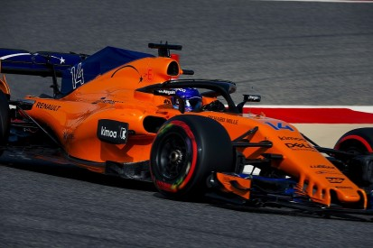 Formula 1: McLaren 'astonished' by poor pace in Bahrain qualifying