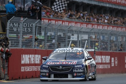 Jamie Whincup takes Supercar points lead after van Gisbergen woe