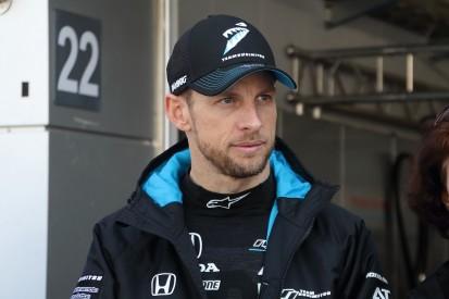 Ex-Formula 1 driver Jenson Button second in 2018 Super GT opener