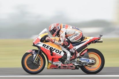 Marquez quit Argentina qualifying lap to protect MotoGP title bid