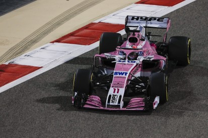 Force India rejects new F1 front wing for Bahrain Grand Prix
