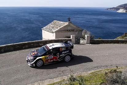 WRC Tour de Corse: Sebastien Ogier seals victory on Sunday