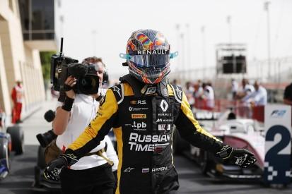 Bahrain F2: Artem Markelov wins race two in Bahrain