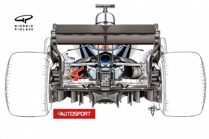 F1 tech insight: How Williams tackles cooling in Bahrain