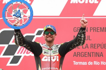 MotoGP Argentina: Crutchlow takes win, Marquez and Rossi collide