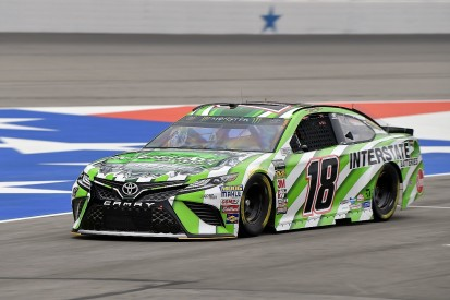 NASCAR Texas: Joe Gibbs Racing's Kyle Busch edges out Kevin Harvick
