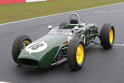 HSCC marks 50 years since double F1 world champion Clark's death