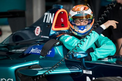 Tincknell joins NIO Formula E team as simulator development driver