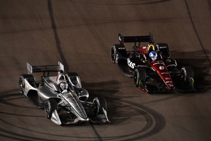 Newgarden didn't know if IndyCar Phoenix race-winning pass would work