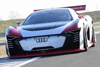 Audi Gran Turismo concept car to serve as FE taxi at European races