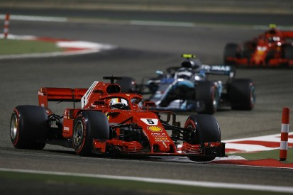 F1 points leader Vettel: Ferrari 'healthier' but must still improve