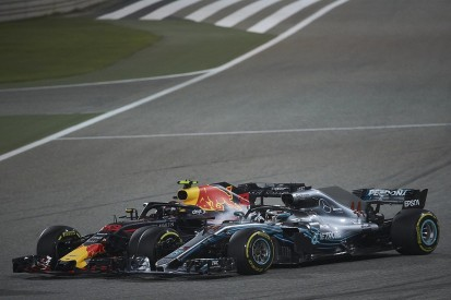 Verstappen responds to Hamilton's F1 Bahrain GP drivers' room jibe