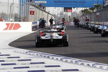 Porsche and Mercedes Formula E entries given green light by FIA