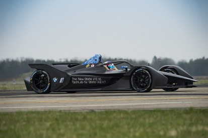 BMW completes first shakedown run with new Gen2 Formula E car