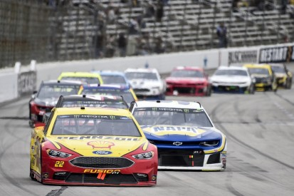 NASCAR takes six Cup cars to windtunnel for aero tests
