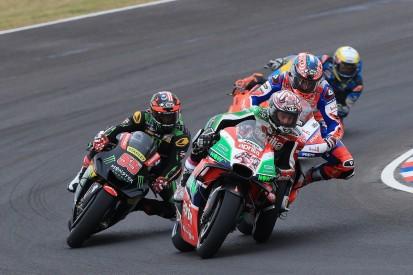 Moto GP: Aleix Espargaro in war of words with Pramac over Petrucci