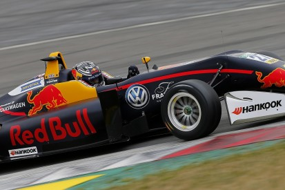 Red Bull's Ticktum tops day two and final pre-season test overall