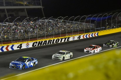 New NASCAR Cup aero package to be trialled in All-Star race