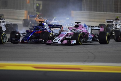 Hartley and Perez disagree over Bahrain mix-up