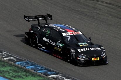 DTM Hockenheim testing: Spengler heads four days of running for BMW