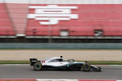Chinese GP: Lewis Hamilton fastest in FP1 ahead of Kimi Raikkonen