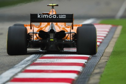 Formula 1: McLaren fined for Vandoorne pitstop error in China