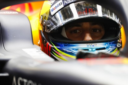 Chinese GP: Ricciardo struggled with ultrasoft in F1 qualifying trim