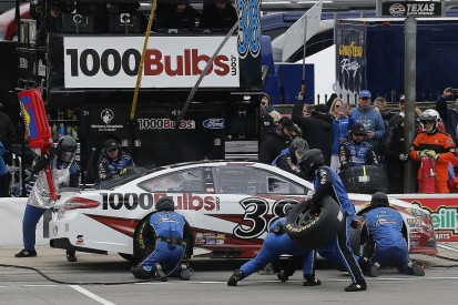 NASCAR minnow David Ragan defends controversial Cup pitguns
