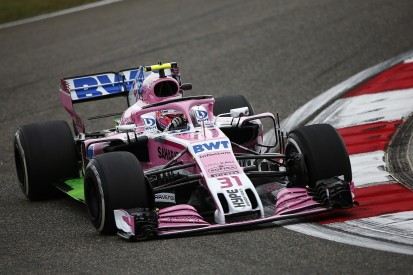 'Fundamental' issue with Force India's F1 car is holding it back