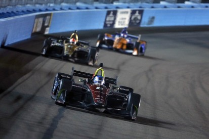 Schmidt Peterson team carrying me early in IndyCar season - Wickens